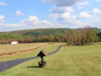 10+/- Acre Farmette, Custom Home : Benton : Columbia County : Pennsylvania