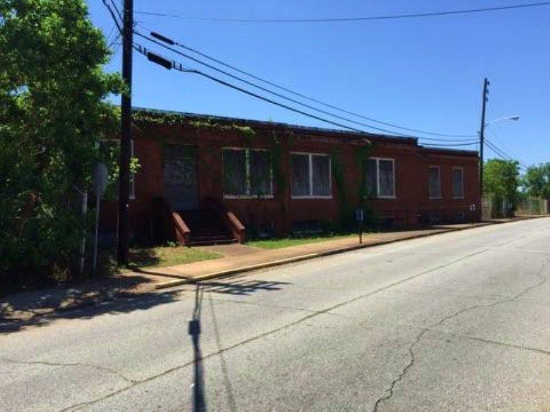 Industrial Building W/ Hwy Frontage : Thomaston : Upson County : Georgia