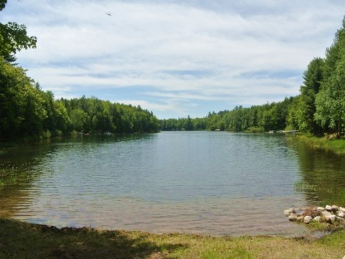 North Two Lakes Lot 3 : Lake Tomahawk : Oneida County : Wisconsin