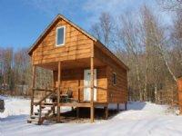 Cabin Near Oneida Lake 5 Acres