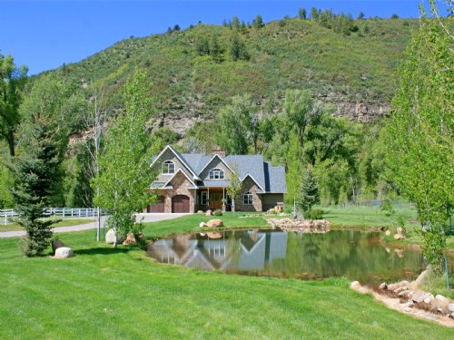 Wildwood Estate : Durango : La Plata County : Colorado