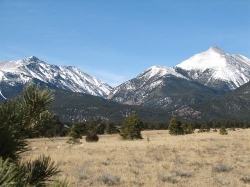 231615, Attractive Building Lot Wi : Nathrop : Chaffee County : Colorado