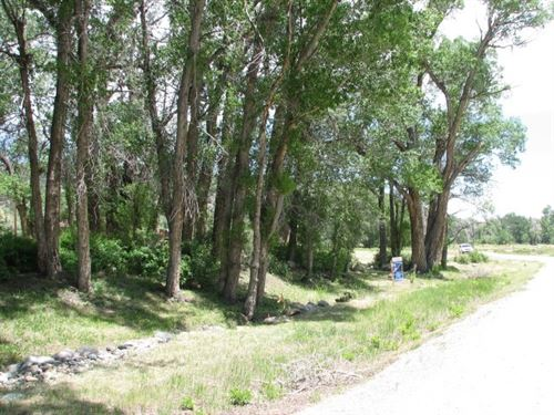 230155 - The Best River Front Lot I : Maysville : Chaffee County : Colorado