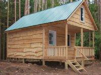 Land & Cabin Package – Western Adks