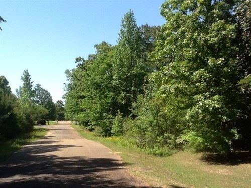 Oakleigh Subdivision Lot : Summit : Pike County : Mississippi
