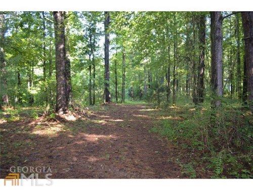 2 Large Lots With Beautiful Creek : Monroe : Walton County : Georgia