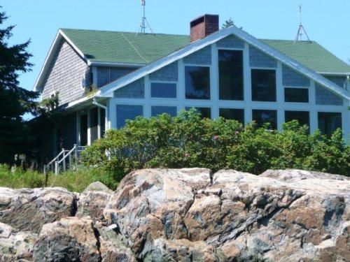 Loon Point Bold Oceanfrontage : Jonesport : Washington County : Maine