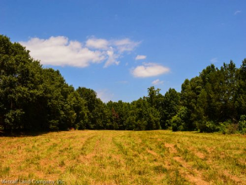10.7 Acres With Sewer Near Inman : Inman : Spartanburg County : South Carolina