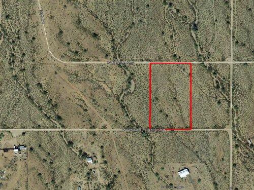5 Acres South Of Phoenix : Wickenburg : Maricopa County : Arizona