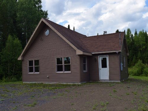 Affordable Aroostook Home : Sinclair : Aroostook County : Maine