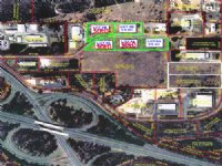 Commercial / Industrial Lots : Midway : Gadsden County : Florida