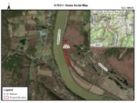 9.783 Acres Riverview, Hunting