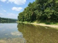15.57 Acres Riverfront, Hunting