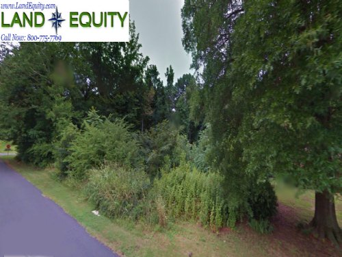 Corner Buildable Lot With Financing : Harrisburg : Cabarrus County : North Carolina