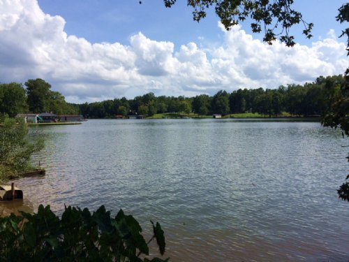 Large Lake Lot - Lake Sinclair : Milledgeville : Baldwin County : Georgia