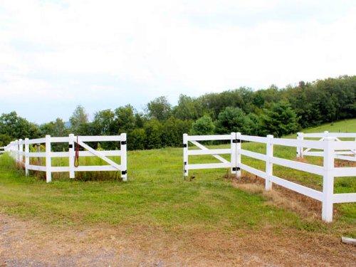 16+/- Acres, Ranch Home : Orangeville : Columbia County : Pennsylvania