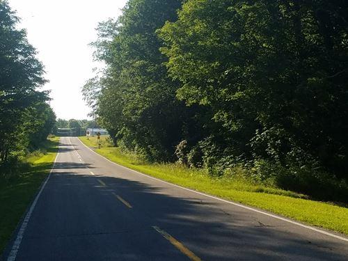 Amboy Woods & Meadows : Amboy : Oswego County : New York