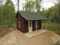 North Country Hunting Camp