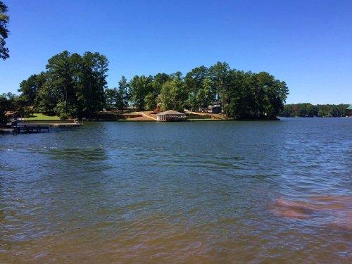 Lake Lot With Beautiful Views : Sparta : Hancock County : Georgia