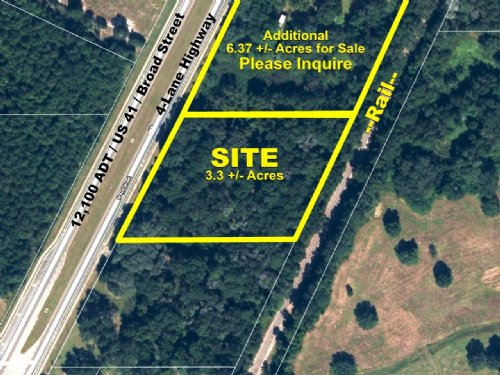 Us 41 Brooksville Commercial : Brooksville : Hernando County : Florida