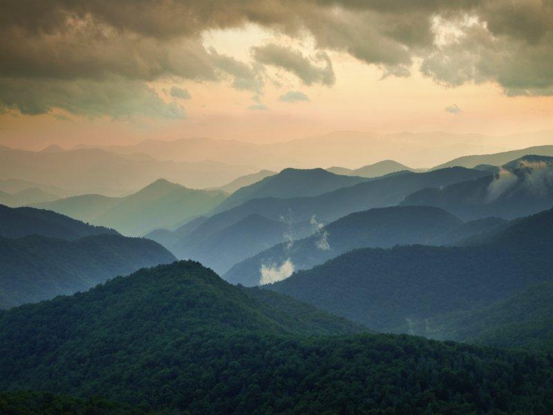 Unbelievable Mountaintop Living : Rabun Gap : Rabun County : Georgia