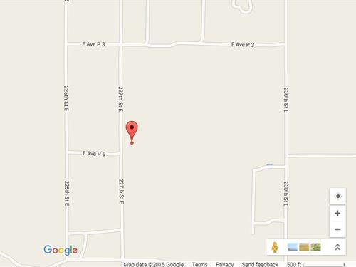 1.43 Acres In Llano, CA : Llano : Los Angeles County : California