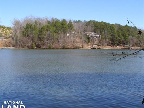Lake Keowee Home Site : West Union : Oconee County : South Carolina