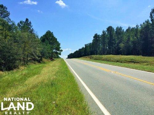 9.86 Acre Recreational Homesite : Lyons : Toombs County : Georgia