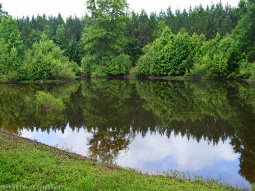 Reduced2.5 Acre Homesite With Pond : Gaffney : Cherokee County : South Carolina