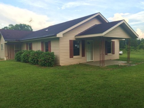 3 Bedroom Home On 3.9 Ac : Banks : Pike County : Alabama