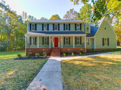 Renovated Home On 5 Acres : Beaverdam : Hanover County : Virginia