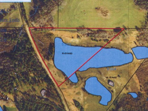 8.43 +/- Ac : Banks : Pike County : Alabama