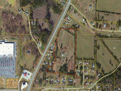 Hwy 113, 17.34 Acres : Rockmart : Polk County : Georgia