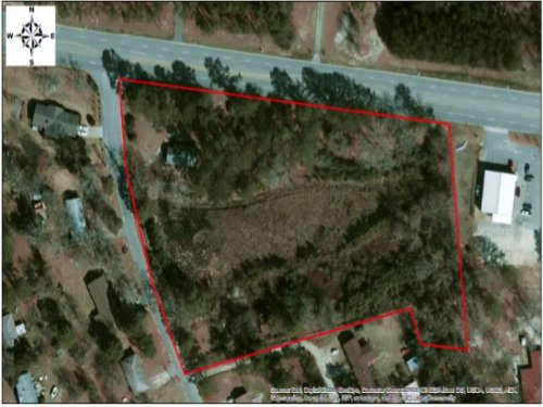 5.15 Acres In Lexington : Lexington : South Carolina