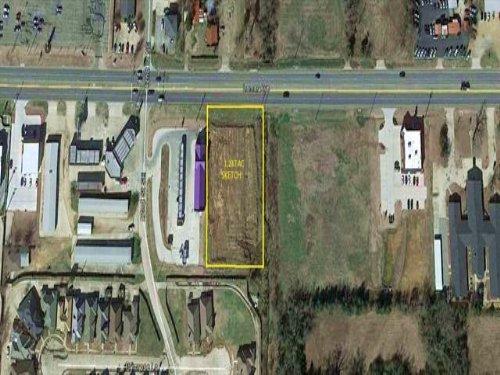 1+ Acre - Commercial / 29552 : Paris : Lamar County : Texas